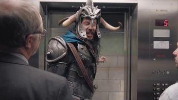 Oikos TV Spot, 'God of War: Elevator' - 336 commercial airings