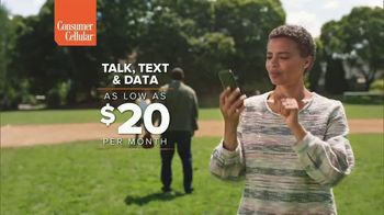 Consumer Cellular TV Spot, 'Wheel of Fortune: $20 Per Month' - Thumbnail 2
