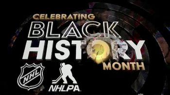 The National Hockey League TV Spot, 'Black History Month' Featuring Torey Krug - Thumbnail 3