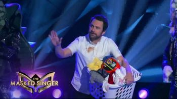 Tide POWER PODS TV Spot, 'When Is Later: The Masked Singer' Featuring Charlie Day - 2 commercial airings