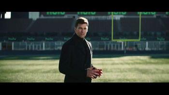 Hulu TV Spot, 'Greatest' Featuring Tom Brady - Thumbnail 3