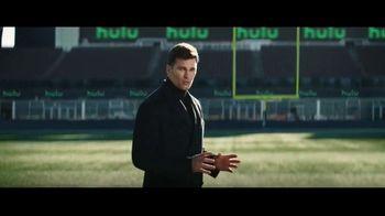 Hulu TV Spot, 'Greatest' Featuring Tom Brady - Thumbnail 6