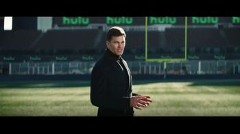 Hulu TV Spot, 'Greatest' Featuring Tom Brady - Thumbnail 7