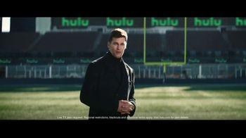 Hulu TV Spot, 'Greatest' Featuring Tom Brady - Thumbnail 8