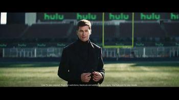 Hulu TV Spot, 'Greatest' Featuring Tom Brady - Thumbnail 9