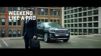 GMC Acadia TV Spot, 'Weekend Starts Now' Song by Sugar Chile Robinson [T1] - Thumbnail 9