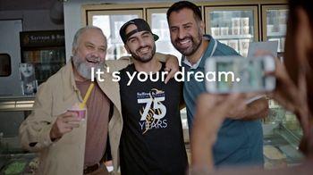 Vistaprint TV Spot, 'It's Your Dream: Saffron and Rose' - Thumbnail 9