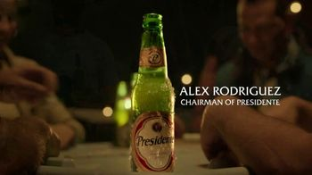 Presidente TV Spot, 'Never Left' Featuring Alex Rodriguez - 1 commercial airings