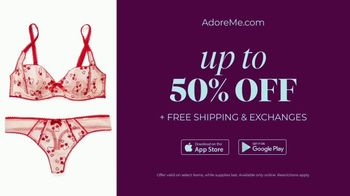 Adore Me TV Spot, 'Valentine's Day: Complete Wardrobe 50% Off' - Thumbnail 10