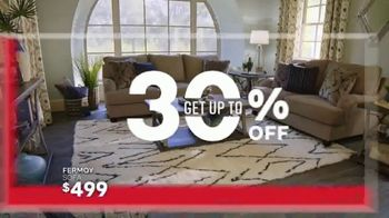 Ashley HomeStore One Day Sale TV Spot, 'Zero Percent Interest' Song by Midnight Riot - Thumbnail 3