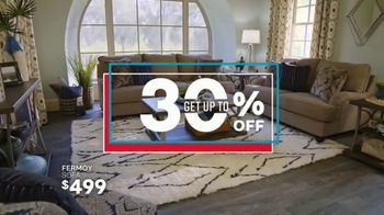 Ashley HomeStore One Day Sale TV Spot, 'Zero Percent Interest' Song by Midnight Riot - Thumbnail 4