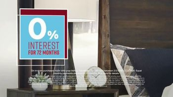 Ashley HomeStore One Day Sale TV Spot, 'Zero Percent Interest' Song by Midnight Riot - Thumbnail 7