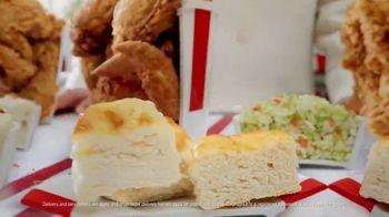 KFC $20 Fill Ups TV Spot, 'Holy Buckets!' - Thumbnail 8