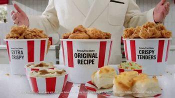 KFC $20 Fill Ups TV Spot, 'Holy Buckets!' - Thumbnail 9