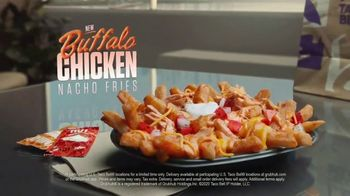 Taco Bell Buffalo Chicken Nacho Fries TV Spot, 'Supply & Demand: Delivery' - Thumbnail 6