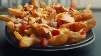 Taco Bell Buffalo Chicken Nacho Fries TV Spot, 'Supply & Demand: Delivery' - Thumbnail 2
