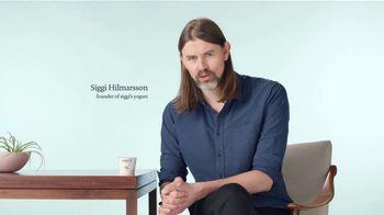 Siggi's Dairy TV Spot, 'Created My Own'