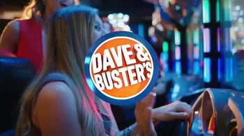 Dave and Buster's TV Spot, 'The Greatest Deal Ever: Play Eight Free'