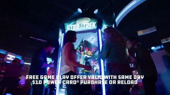Dave and Buster's TV Spot, 'The Greatest Deal Ever: Play Eight Free' - Thumbnail 9