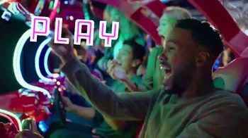Dave and Buster's TV Spot, 'The Greatest Deal Ever: Play Eight Free' - Thumbnail 7