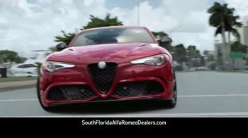Alfa Romeo TV Spot, 'Another First Place Finish' [T2] - Thumbnail 4