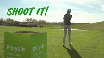 Waste Management TV Spot, 'Bin There Done That' Featuring Tania Tare - Thumbnail 5