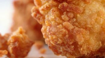 Chick-fil-A Nuggets TV Spot, 'The Little Things: Happy Place' - Thumbnail 8