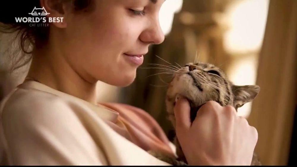 World's Best Cat Litter TV Commercial, 'Breakup'