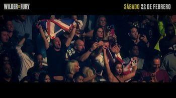 FOX Sports TV Spot, 'Wilder vs. Fury' [Spanish] - 116 commercial airings