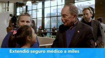 Mike Bloomberg 2020 TV Spot, 'Cobertura médica' [Spanish] - Thumbnail 6