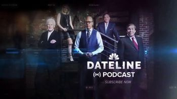Dateline Podcast TV Spot, 'Mysteries With a Twist' - Thumbnail 10