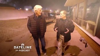 Dateline Podcast TV Spot, 'Mysteries With a Twist' - Thumbnail 3