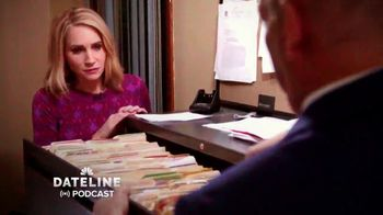 Dateline Podcast TV Spot, 'Mysteries With a Twist' - Thumbnail 5