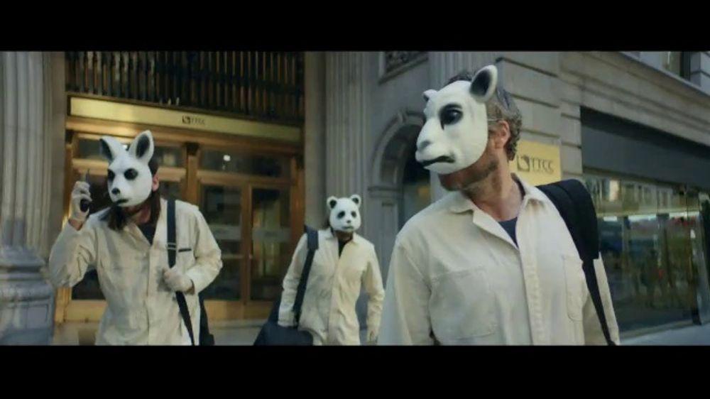 Quibi TV Commercial, 'Bank Heist: Greg'