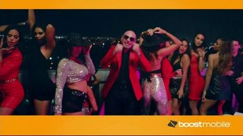 Boost Mobile TV Spot, 'Buffering' Featuring Pitbull