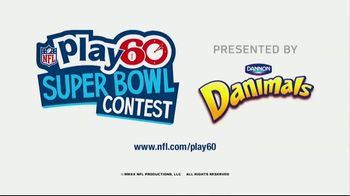 Play 60 Super Bowl Contest TV Spot. '2020 Super Kid: Quentin Corr' - Thumbnail 8
