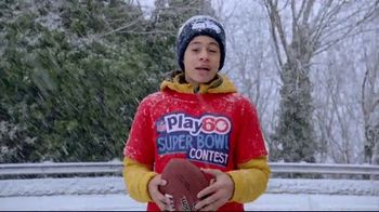 Play 60 Super Bowl Contest TV Spot. '2020 Super Kid: Quentin Corr' - Thumbnail 1