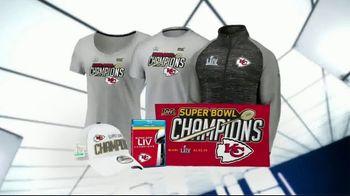 NFL Shop TV Spot, '2020 Super Bowl Champions: Kansas City Chiefs' - Thumbnail 9