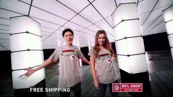 NFL Shop TV Spot, '2020 Super Bowl Champions: Kansas City Chiefs' - Thumbnail 3