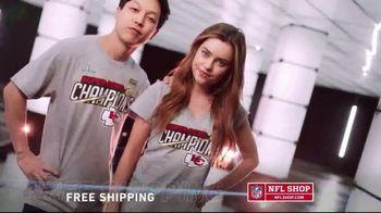 NFL Shop TV Spot, '2020 Super Bowl Champions: Kansas City Chiefs' - Thumbnail 5