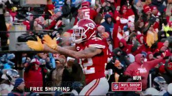 NFL Shop TV Spot, '2020 Super Bowl Champions: Kansas City Chiefs' - Thumbnail 6