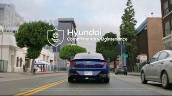 Hyundai TV Spot, 'Complimentary Maintenance' [T1] - 11 commercial airings