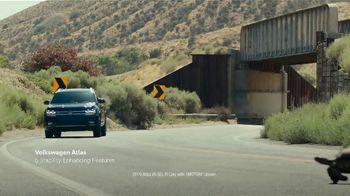 2019 Volkswagen Atlas TV Spot, 'Tortoise' [T2] - Thumbnail 2