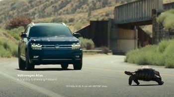 2019 Volkswagen Atlas TV Spot, 'Tortoise' [T2]