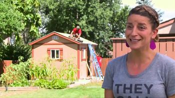 Tuff Shed TV Spot, 'Real Stories: Excited' - Thumbnail 10