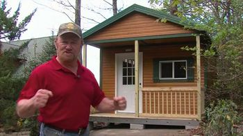 Tuff Shed TV Spot, 'Real Stories: Excited'