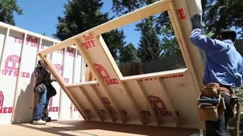 Tuff Shed TV Spot, 'Real Stories: Excited' - Thumbnail 4