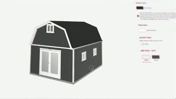 Tuff Shed TV Spot, 'Real Stories: Excited' - Thumbnail 8