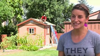 Tuff Shed TV Spot, 'Real Stories: Excited' - Thumbnail 9