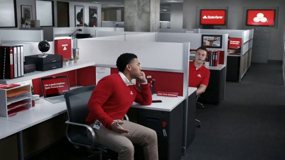State Farm Super Bowl 2020 TV Commercial, 'Back in the Office'